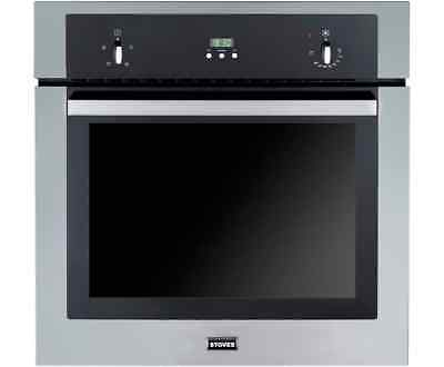 Stoves SEB600FP Built In Electric Single Oven 60cm Single Cavity Stainless