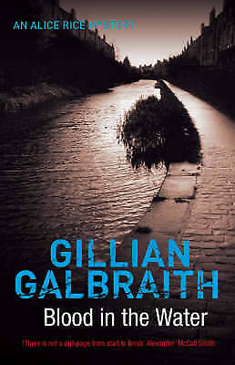 Blood in the Water by Gillian Galbraith (Paperback) New Book