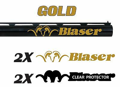 BLASER VINYL DECAL Sticker For Rifle /shotgun / Case / Gun