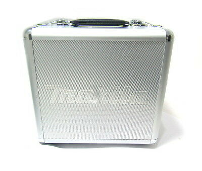 Genuine Makita 823308-3 Aluminium Metal Carry Case for LCT204W With Inserts