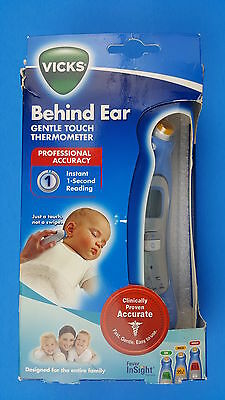 Vicks Behind Ear Gentle Touch Thermometer V980