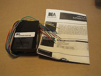 BEA Company 10LE21 Lockout Relay