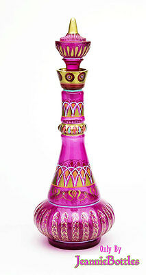 I Dream Of Jeannie/genie Bottle 2Nd Season New Transparent Rich Mulberry Bottle!