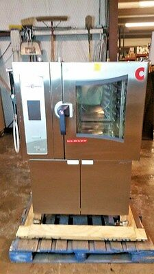 Cleveland Convotherm Oeb-6.10 Electric Combi Oven Steamer...watch Video Demo