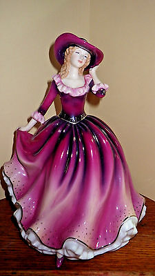 Royal Doulton Figurine Emily HN 5397 Limited Edition of only 1000 MINT