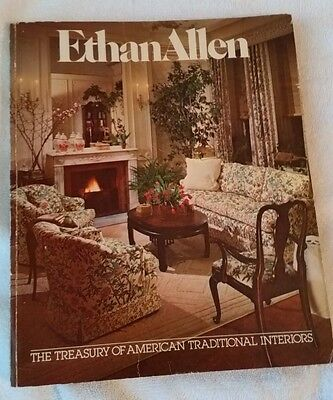 1979 The Treasury of Ethan Allen Catalog (80th Edition, 3rd Printing)