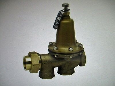 "WATTS 3/4 LF25AUB-HP-Z3 Water Pressure Reducing Valve, 90 psi  ""High Pressure"""