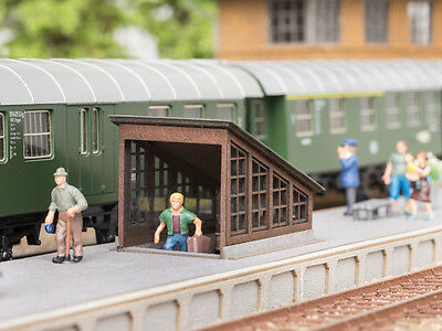 Noch 14412 TT Gauge, Underpass (Laser-Cut minis Kit) # NEW ORIGINAL PACKAGING #