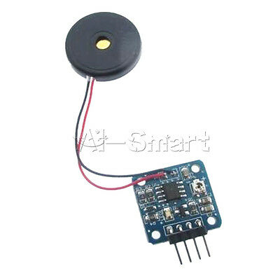 Piezoelectric Film Vibration Sensor Switch Module TTL Level Output For Arduino A