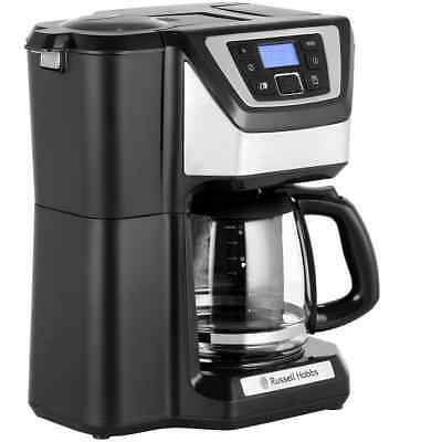 Russell Hobbs 22000 Chester Grind & Brew Filter Coffee Machine with Timer