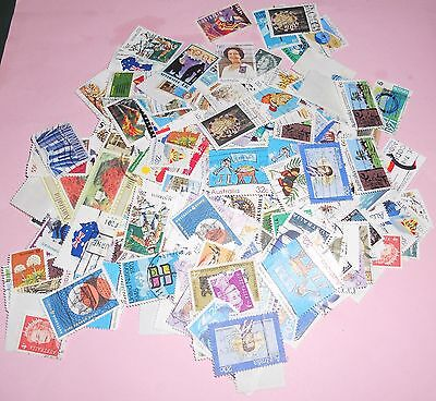 400+ Australian Decimal Mixed Stamps