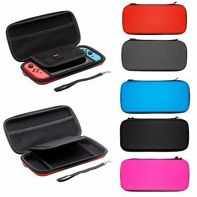 Newest Hard Shell Carrying Case Protective Storage Bag Cover For Nintendo Switch