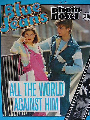 Blue Jeans Photo Novel - Issue 151