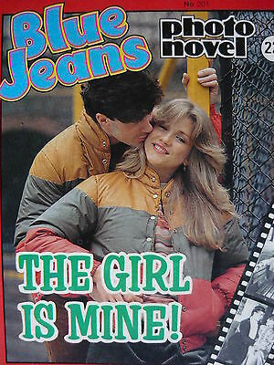 Blue Jeans Photo Novel - Issue 201