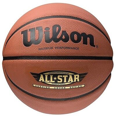 Wilson Sports Ultimate Performance All Star Basketball Size 7 WTB4040XB7