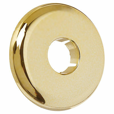 "Jones Stephens F08050 Polished Brass 1/2"" Ips Split Escutcheon"