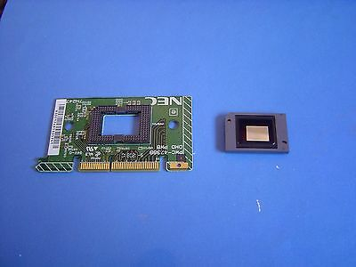 NEC Benq-Optoma Projector DMD chip 1076-6139B Tested Working REF T1