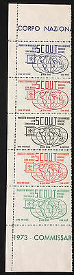 Italien Italy 1973**  Pfadfinder / Scouts