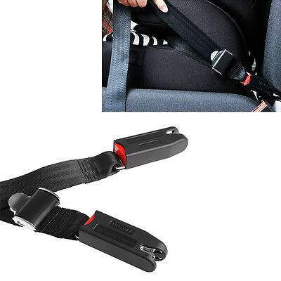 Child Safety Car Seat Isofix/Latch Fixing Band Belt Soft Interface Connecting