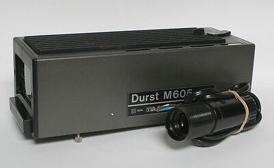 Used Durst M605 Black and White Enlarger Head