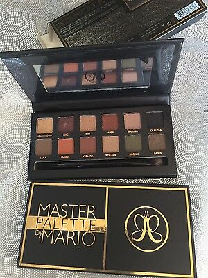 Anastasia Beverly Hills Pallette By Mario.  🇬🇧Free  uk postage and 🇮🇪