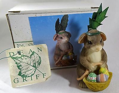 Charming Tails Figurine Bunny Imposter Easter