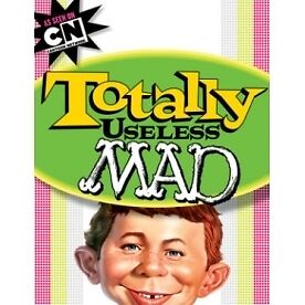 Totally Useless MAD TP - Brand New!
