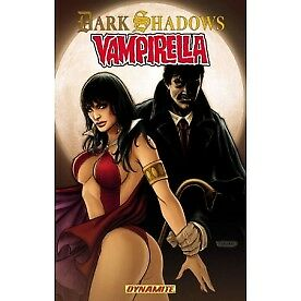 Dark Shadows / Vampirella TP - Brand New!