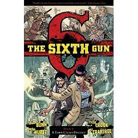 The Sixth Gun Volume 4 - Brand New!
