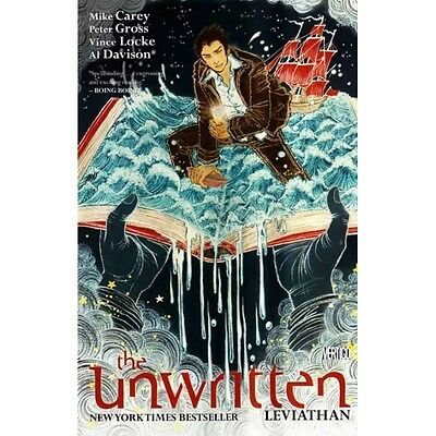 Unwritten TP Vol 04 Leviathan - Brand New!
