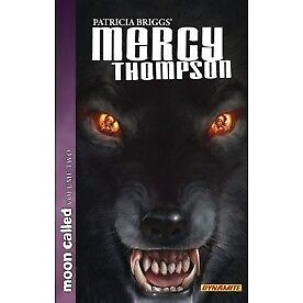 Patricia Briggs' Mercy Thompson: Moon Called TP Volume 2 - Brand New!