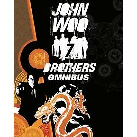 John Woo's Seven Brothers Omnibus - Brand New!
