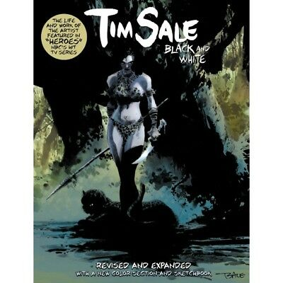 Tim Sale: Black And White - Revised And Expanded - Brand New!
