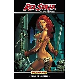 Red Sonja: She-Devil with a Sword TP Vol 7