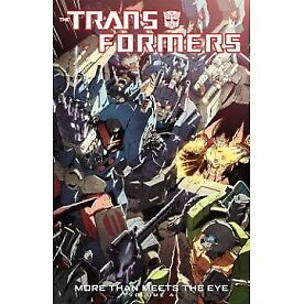 Transformers: More Than Meets The Eye Volume 4 - Brand New!