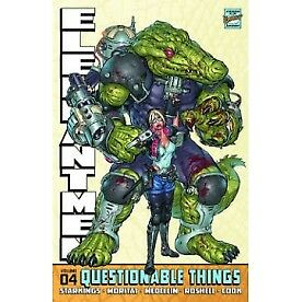 Elephantmen Volume 4: Questionable Things TP - Brand New!
