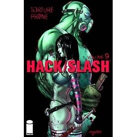 Hack Slash Volume 9: Torture Prone TP - Brand New!