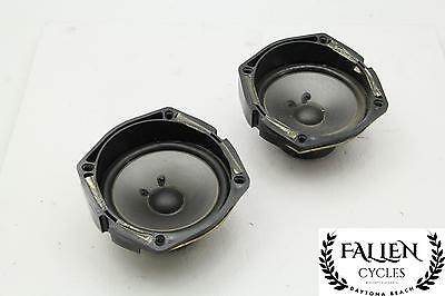 01 Harley Electra Glide Ultra Classic FLHTCUI Front Fairing Radio Stereo Speaker