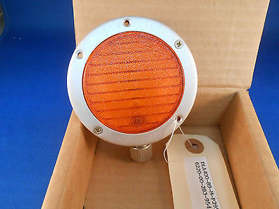 An3030-6A Solderberg Amber Navigational Light New Old Stock
