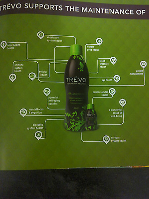Trevo The Power Of Wellness, Dietary Supplement, Natural Nutrients Family Pack 3