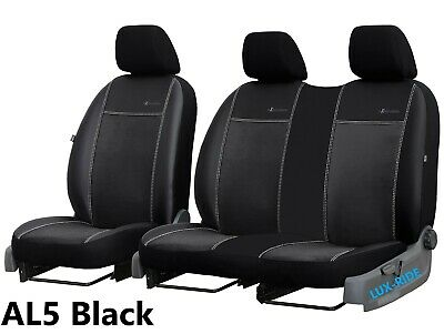 RENAULT MEGANE Mk2 02-09 LEATHER /& ALICANTE SEAT COVERS MADE TO MEASURE FOR CAR
