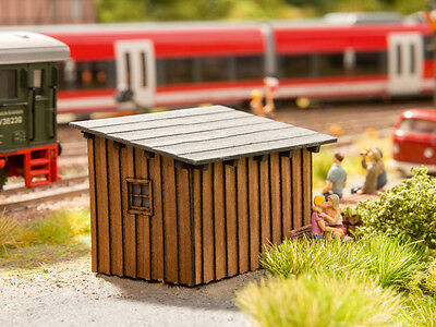 Noch 14427 TT Gauge, Small Shed (Laser-Cut minis Kit) # NEW ORIGINAL PACKAGING #