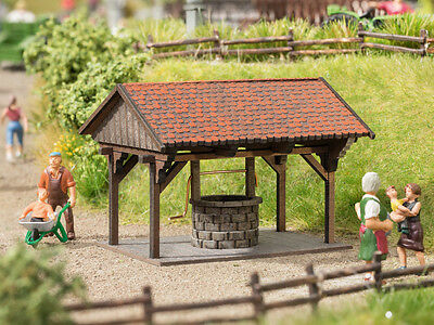 Noch 14475 TT Gauge, Well (Laser-Cut minis Kit) # NEW ORIGINAL PACKAGING #