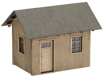 NOCH 14440 TT Gauge, Trackside shacks (Laser-Cut minis Kit) # in #