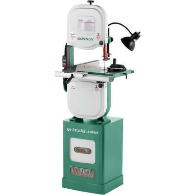 "G0555X Grizzly 14"" Extreme Series Bandsaw"