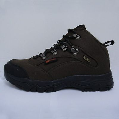 Low Cut LA Caccia Boots UK 9 Fishing Hiking Camping Hunting All + sizes 6-13