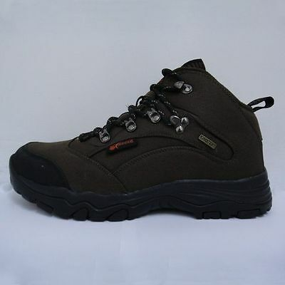 Low Cut LA Caccia Boots UK 13 Fishing Hiking Camping Hunting All + sizes 6-13