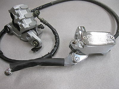 New - Front Brake Assemble Fits Ht50Qt-29A Ht150T-29 - Right Side