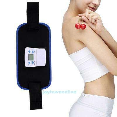 AB Electronic Toning Belt Body Muscle Abdominal Exercise Massage Belly Slimming