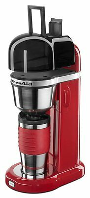 KitchenAid KCM0402ER Personal Coffee Maker Empire red